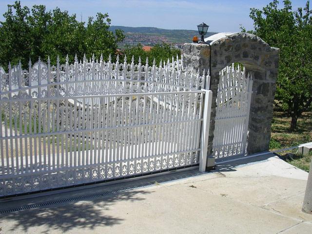 Alu ograda, alu ograde galerija 11