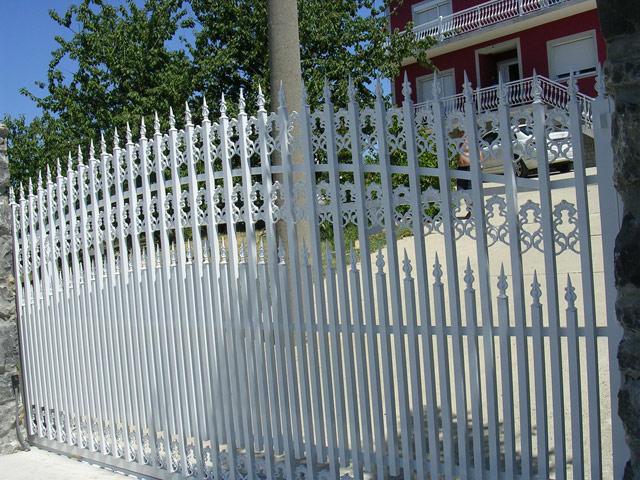 Alu ograda, alu ograde galerija 2
