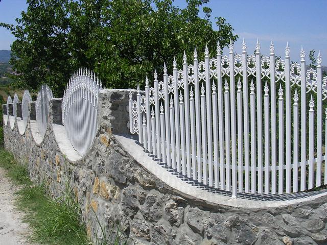 Alu ograda, alu ograde galerija 6