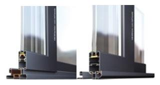 Klizni sistemi S300 ALUTERM i M 9200 EXCLUSIVE