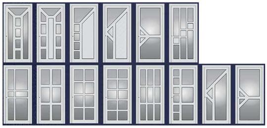 PVC vrata 1